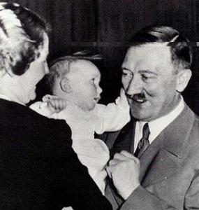 gambar keluarga hitler, gambar hitler, gambar monster