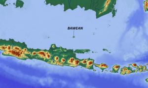 Bawean_relief